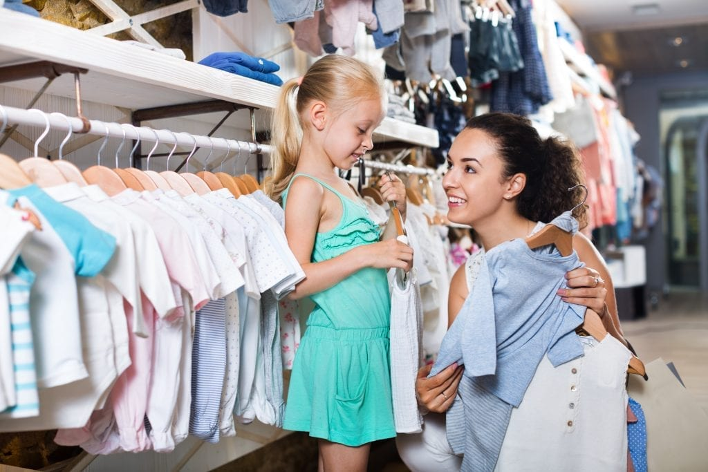 Factors To Consider While Shopping For Kids Clothing